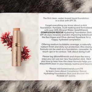 bareMinerals Makeup - BareMinerals Hydrating Foundation Sticks: Set of 3